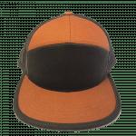 7 Panel Brown & Orange for hat builder
