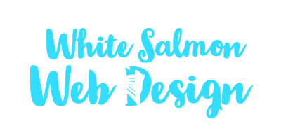 White Salmon Web Design Logo